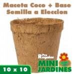 Minijardin Ecologico Coco Grande