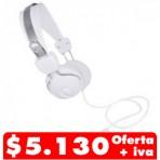 Headphone White