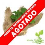 Hierba Publicitaria en Arpillera