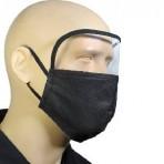 Mascarilla con protección visual