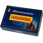 Havannets chocolate 6 unidades.