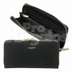 Travel purse Aria Black