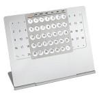 Calendario Eterno de aluminio