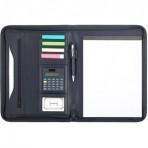 Carpeta Porta Documento con calculadora