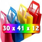 Bolsa Color 30x41x12