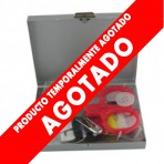 Set de costura Metalico