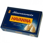 Havannets chocolate blanco 12 unidades.