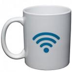 Taza magica wiFi