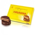 Alfajores Chocolate 12 unidades.