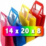 Bolsa Color 14x20x8