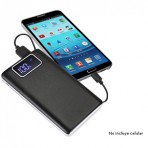 Cargador Power-Bank Saturn 10000mAh