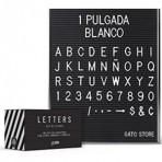 Letters Nicosia