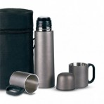 Set Outdoor Termo + 2 Mug
